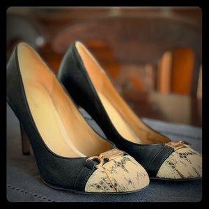 Coach 3 inch Heels